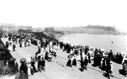 Scarborough, South Cliff 1897