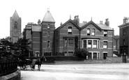 Scarborough, St Martin's Lodge 1891
