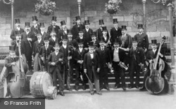 The Spa Band 1894, Scarborough