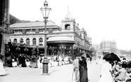 Scarborough, The Spa Promenade 1890