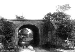 Fen Bridge 1901, Scarning