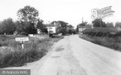 Scawby, Church Street c.1960