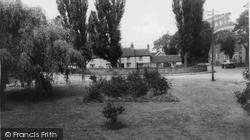 Scawby, Coronation Gardens c.1960