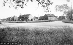 Scawby, Lidgett Close c.1960