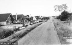 Scawby, Messingham Lane c.1960