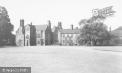 Scawby, The Hall c.1960