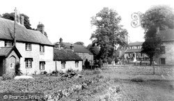 Scawby, The Village c.1960