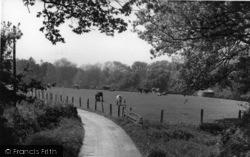 Scaynes Hill, Ham Lane c.1955