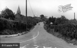 Scaynes Hill, Lewes Road c.1955