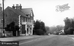 Scaynes Hill, Lewes Road c.1960, Scayne's Hill
