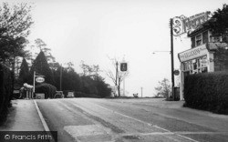 Scaynes Hill, Lewes Road c.1960