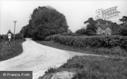 Scaynes Hill, Nash Lane c.1955