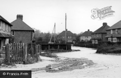 Scaynes Hill, Orchard Close c.1955