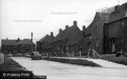 Scaynes Hill, Orchard Close c.1955, Scayne's Hill