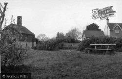 Scaynes Hill, Seats On The Green c.1955