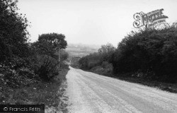 Scaynes Hill, Sloop Hill c.1955