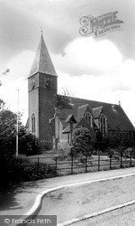 Scaynes Hill, St Augustine's Church c.1955