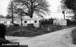 Scaynes Hill, The Caravans c.1960, Scayne's Hill