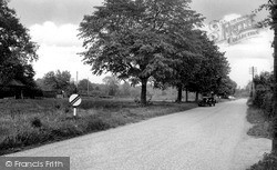 Scaynes Hill, The Common c.1955