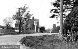 Scaynes Hill, The Post Office c.1955