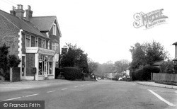 Scaynes Hill, The Post Office c.1960