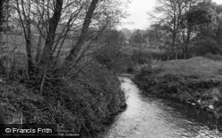 Scaynes Hill, The River c.1955, Scayne's Hill
