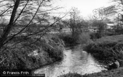 Scaynes Hill, The River c.1960, Scayne's Hill