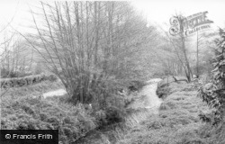 Scaynes Hill, The River c.1960