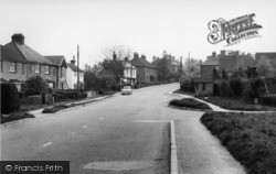 Scaynes Hill, The Village c.1960