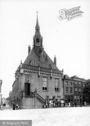 Town Hall c.1910, Schoonhoven