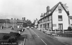 Scole, Main Street c.1965