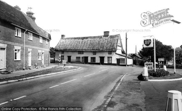 Photo of Scole, Old Beams c1965
