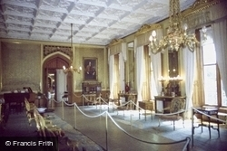Palace, Drawing Room 1983, Scone