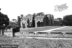 Scone, Palace, South East 1899