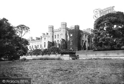 Scone, Palace, South West, And James VI Tree 1899
