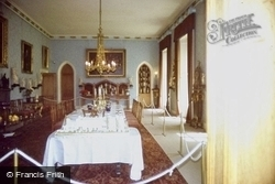 Palace, State Dining Room 1983, Scone