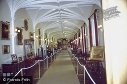 Palace, The Long Gallery 1983, Scone