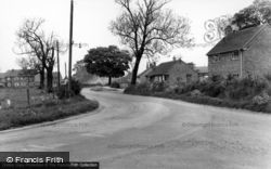 Scorton, Entrance To The Village From The South c.1960