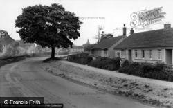 Scorton, Glebe Terrace c.1960