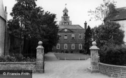 Scorton, The Grammar School c.1960