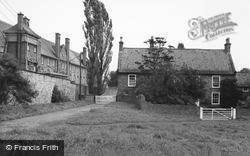 Scorton, The Village And St John Of God Hospital c.1960