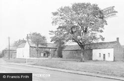 Scotby, The Riding School c.1955