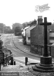 Scotby, View From The Church c.1955
