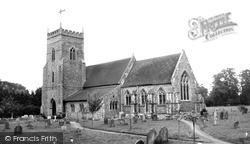 The Parish Church c.1965, Sculthorpe