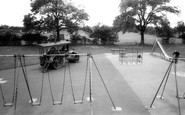Scunthorpe, Children's Play Area c1965