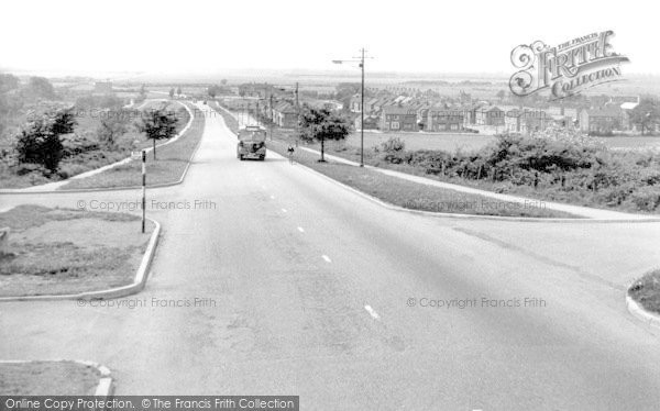 Scunthorpe, Doncaster Road c1965