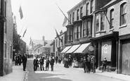 Scunthorpe, High Street 1904