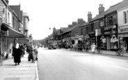 Scunthorpe, High Street c1960