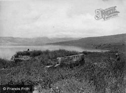 Sea Of Galilee, Site Of Capernaum c.1867