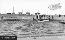 Seaburn, Boating Lake c.1960